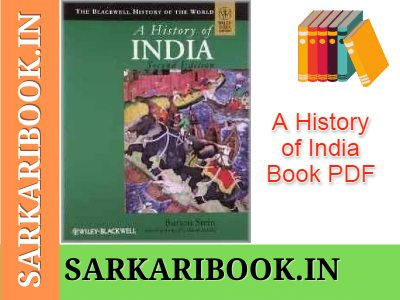 A History of India Book PDF 2021