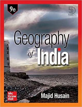 Geography Of India 9th Edition